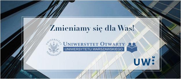 Uniwersytet Otwarty UW cover
