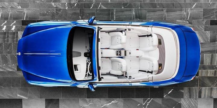 Rolls-Royce Motor Cars Moscow. Компания с безупречной репутацией. cover