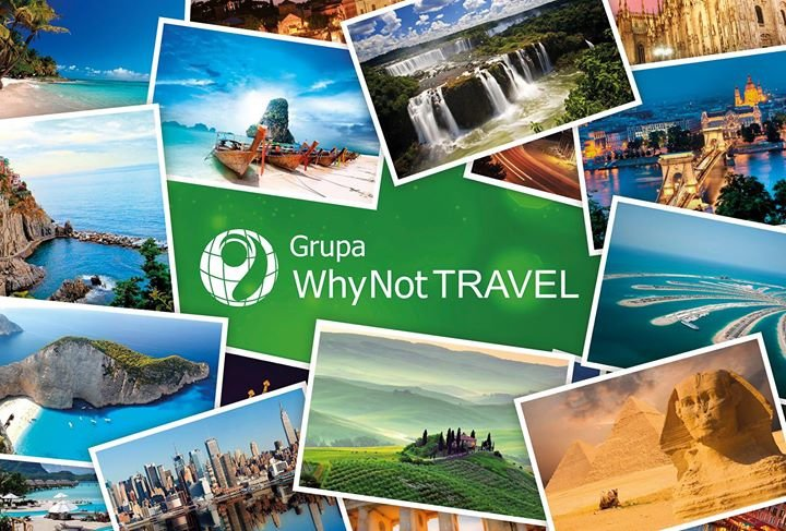Grupa Why Not TRAVEL cover