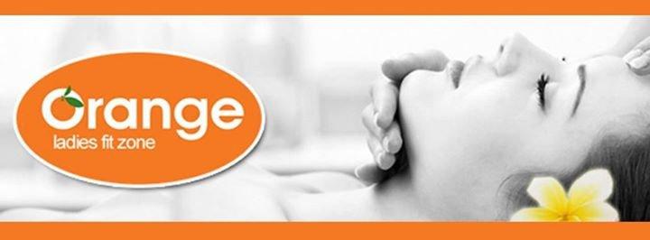 Orange zone- ladies fit zone cover