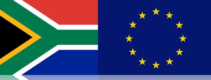EU in South Africa cover