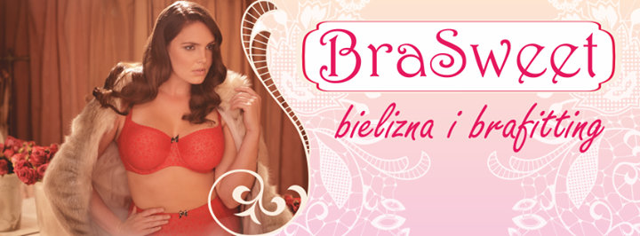BraSweet Bielizna i brafitting cover