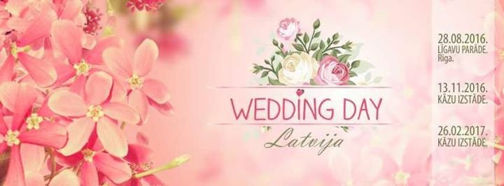 Wedding Day Latvija cover