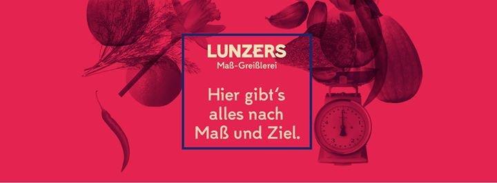 Lunzers Maß-Greißlerei cover