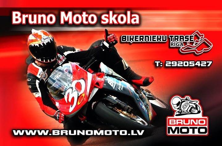 Bruno Moto cover
