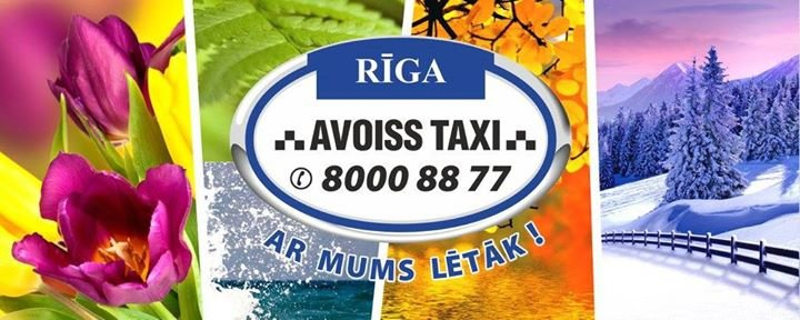 Avoiss Taxi cover