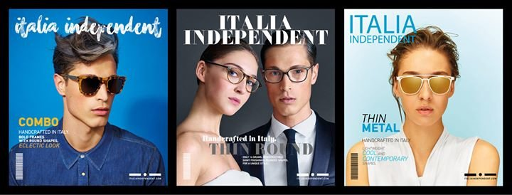 ITALIA INDEPENDENT cover