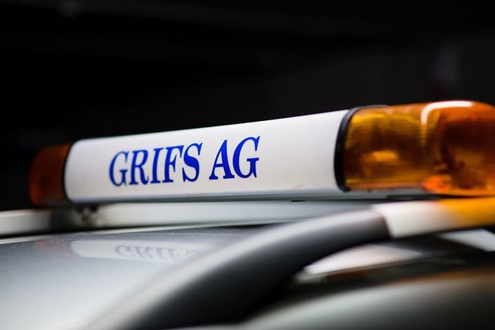 GRIFS AG cover