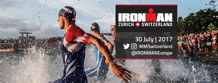 IRONMAN Zurich Switzerland cover