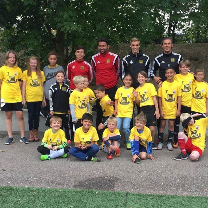 Bartlomé Soccer Academy cover