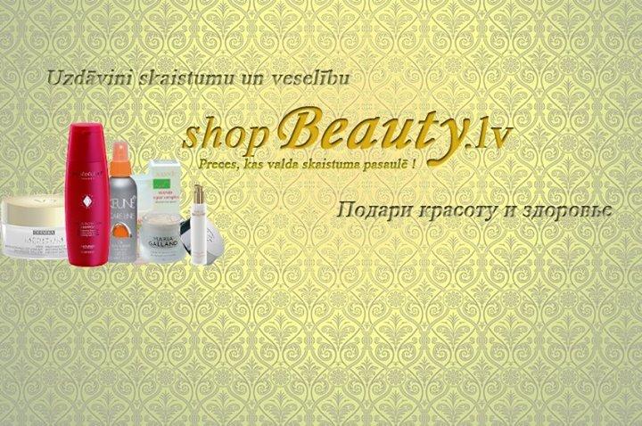 shopbeauty.lv cover