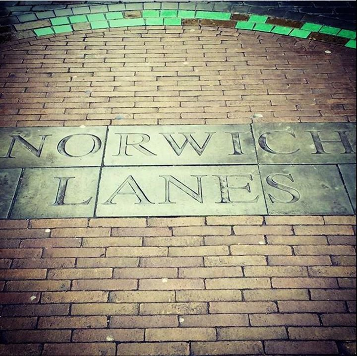 Norwich Lanes cover