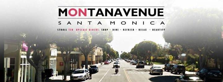 Montana Avenue - Santa Monica, CA cover