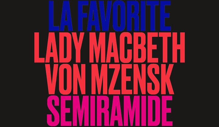 Bayerische Staatsoper cover