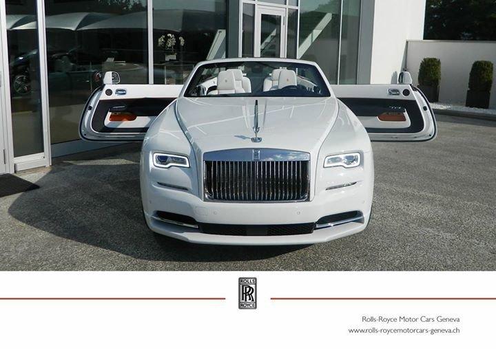 Rolls-Royce Motor Cars Geneva cover