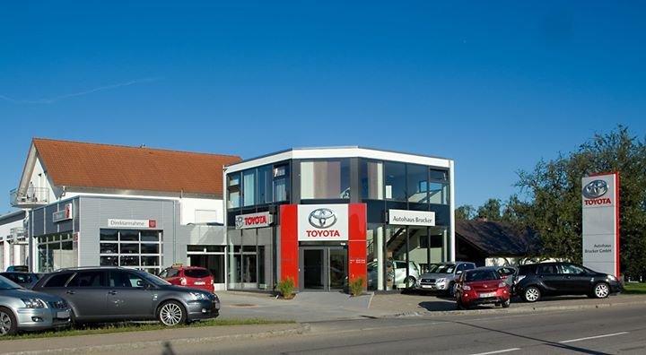 Autohaus Brucker GmbH cover