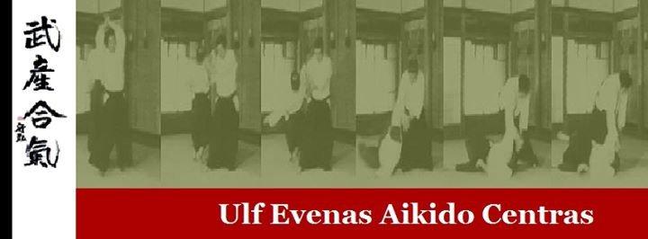 Ulf Evenas Aikido Centras cover