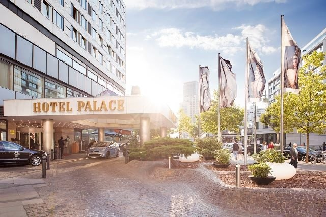 Hotel Palace Berlin cover