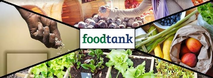 Food Tank: The Food Think Tank cover