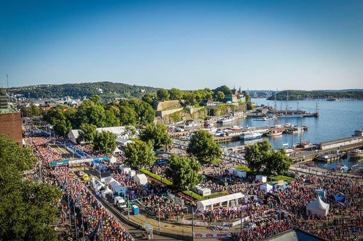 Oslo Maraton cover