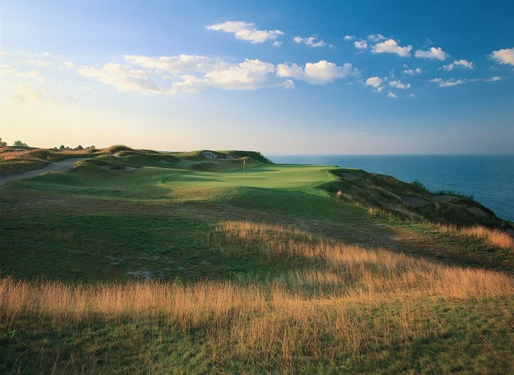 Whistling Straits & Blackwolf Run cover