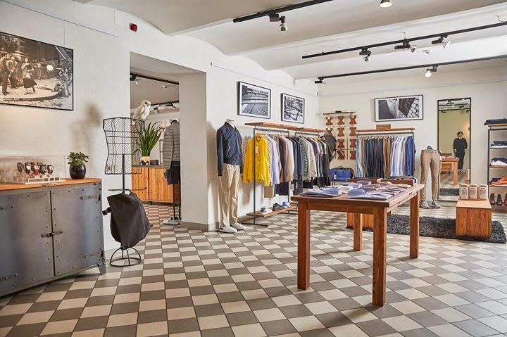 Stag - Men's Fashion Store. cover