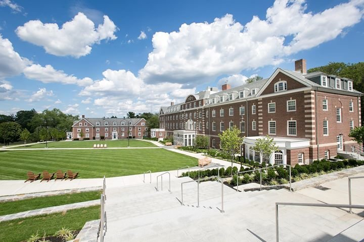 Babson College cover
