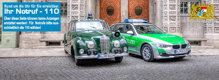 Polizei München cover