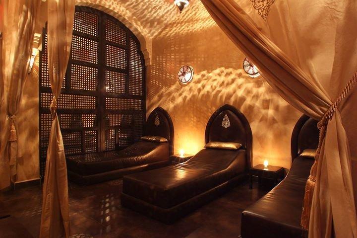 Les Bains De Marrakech cover