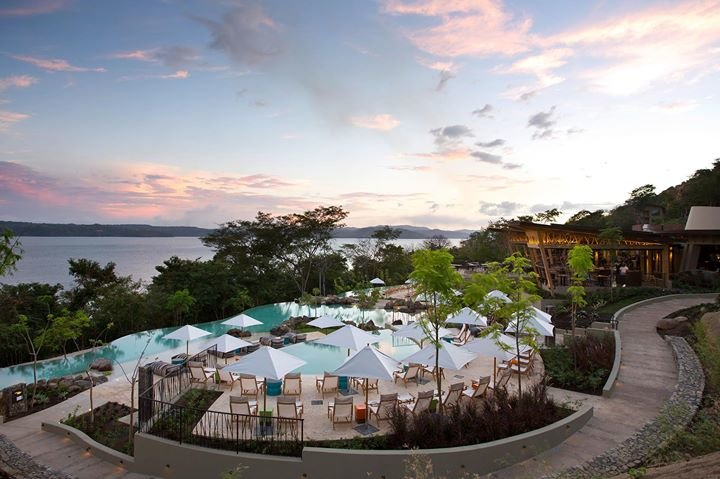Andaz Peninsula Papagayo Resort Costa Rica cover