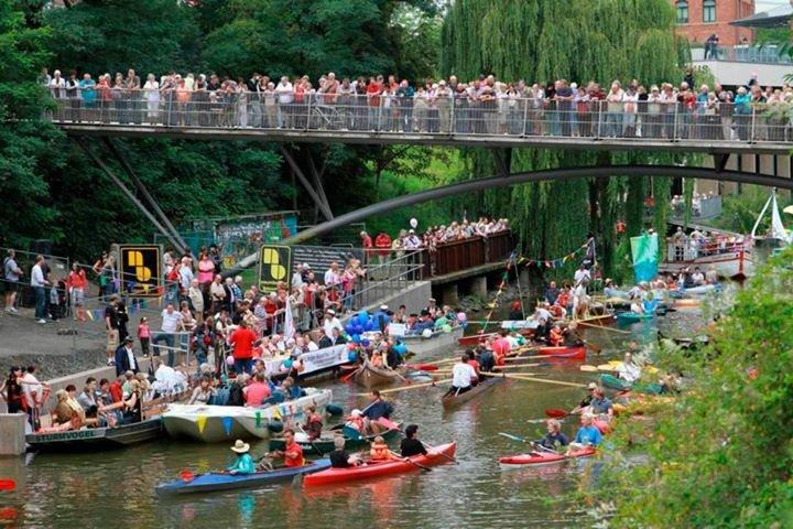 Leipziger Wasserfest cover