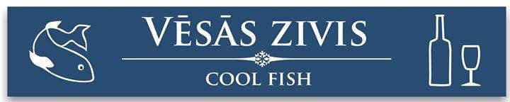 Vēsās Zivis / Cool Fish cover