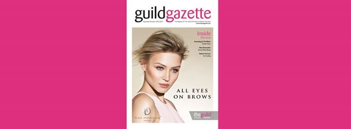 Guild Of Beauty Therapists cover