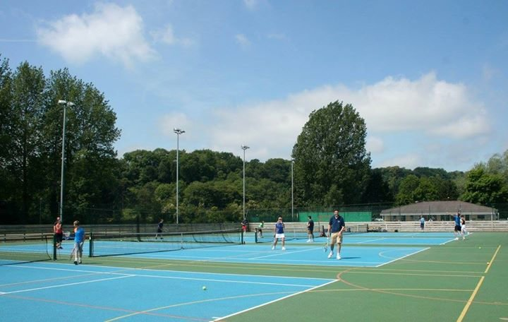 Usk Tennis Club cover
