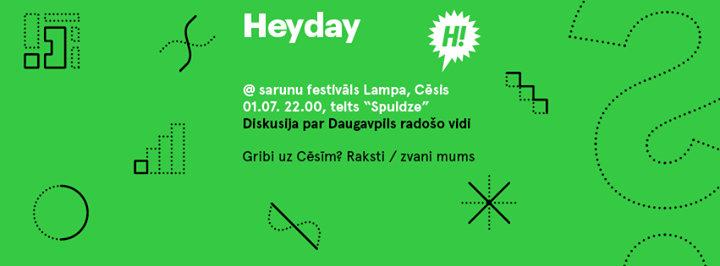 Heyday: Latvia cover