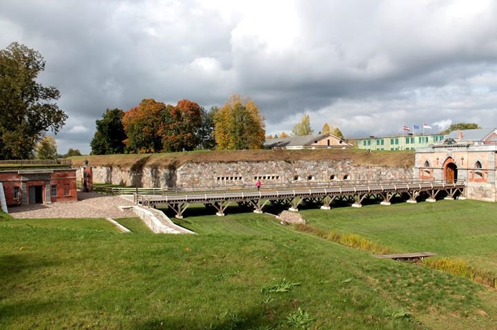 Daugavpils cietoksnis cover