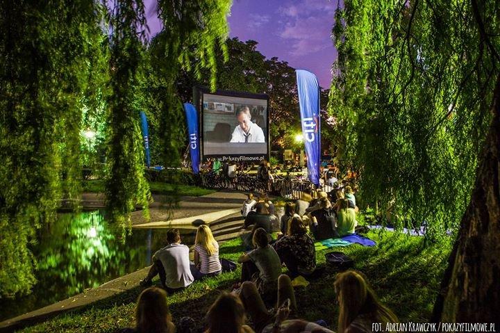 Kino Letnie w Ogrodzie Saskim cover