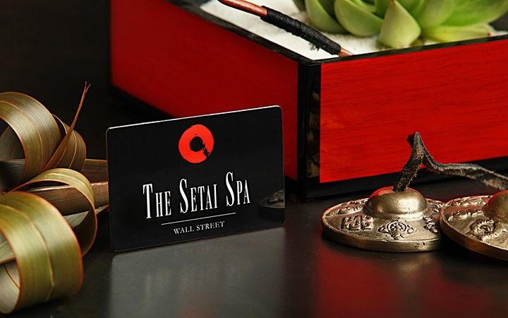 The Setai Club & Spa Wall Street cover