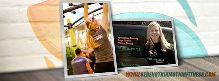 Strength In Motion Fitness cover