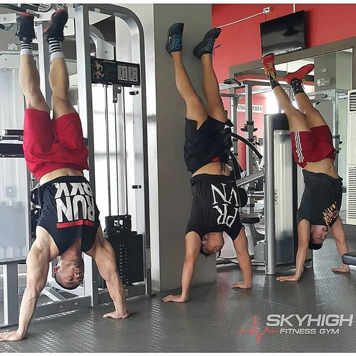 Skyhigh Fitness Gym cover