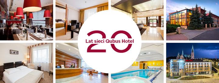 Qubus Hotel cover