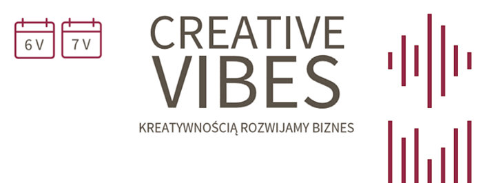 Konferencja Creative Vibes cover