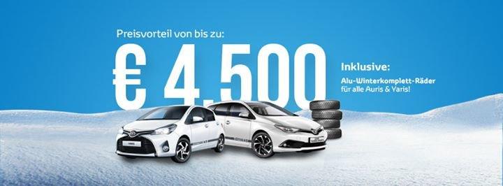 Toyota Österreich cover