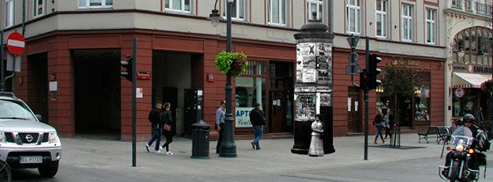 Fundacja Ulicy Piotrkowskiej cover