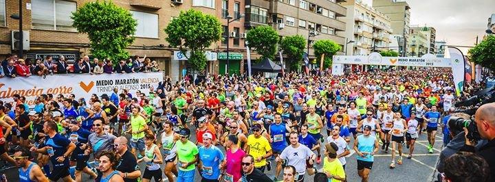Medio Maratón Valencia cover