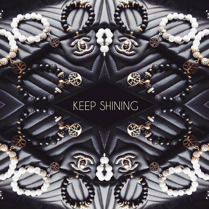KEEP SHINING cover
