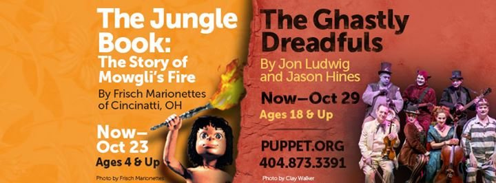 Center for Puppetry Arts cover