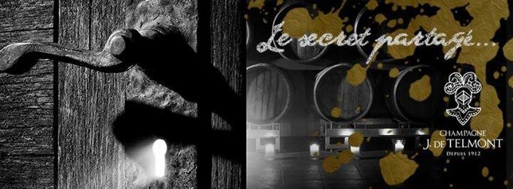 Champagne De Telmont cover