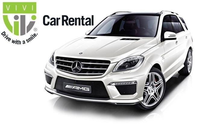 VIVI Car Rental cover