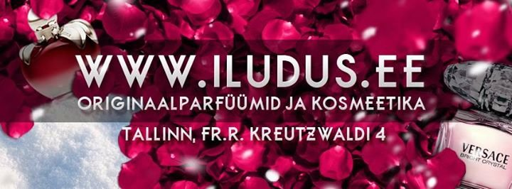 ILUDUS.ee cover